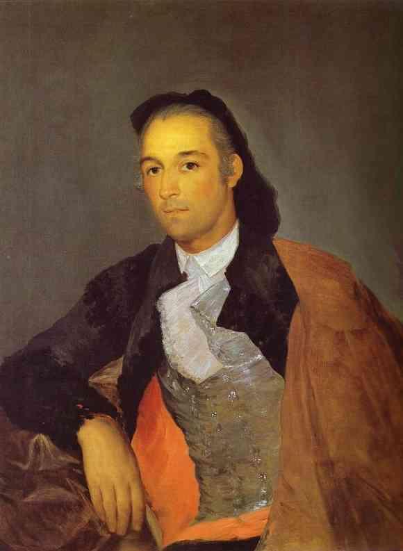 Pedro Romero - Francisco Goya
