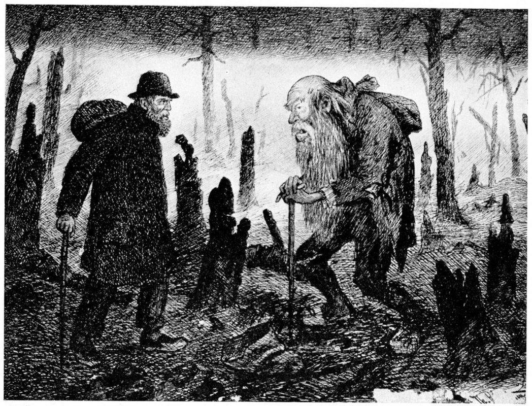 Peer Gynt 09 - Theodor Severin Kittelsen