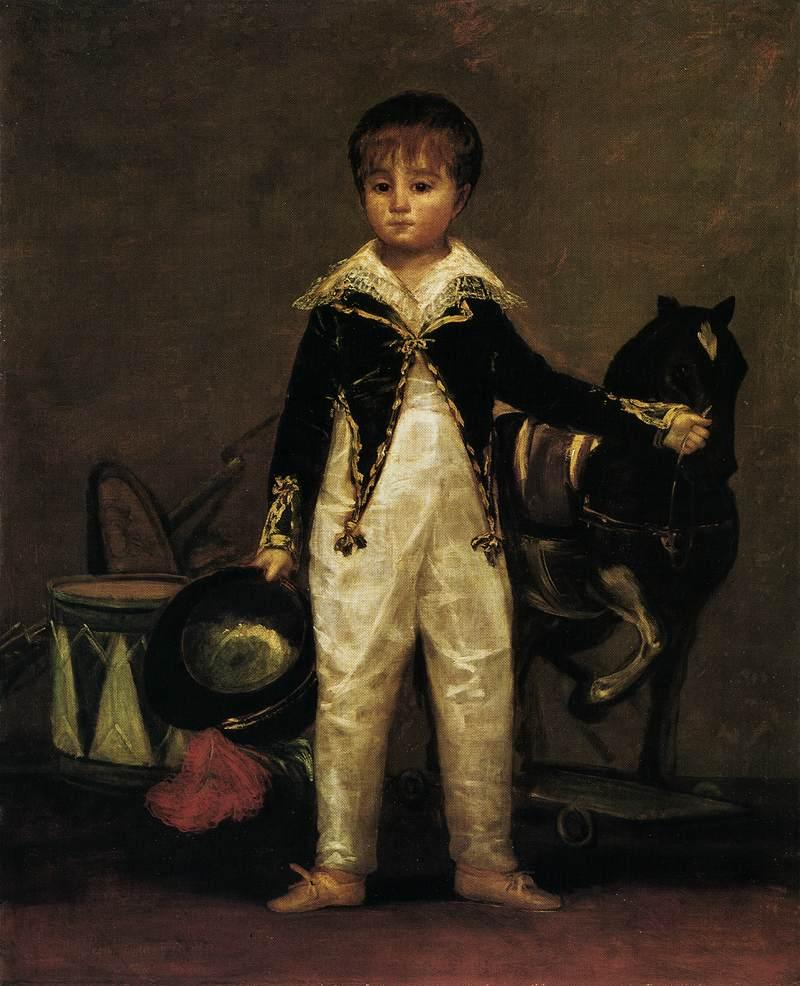Pepito Costa and Bonells - Francisco Goya