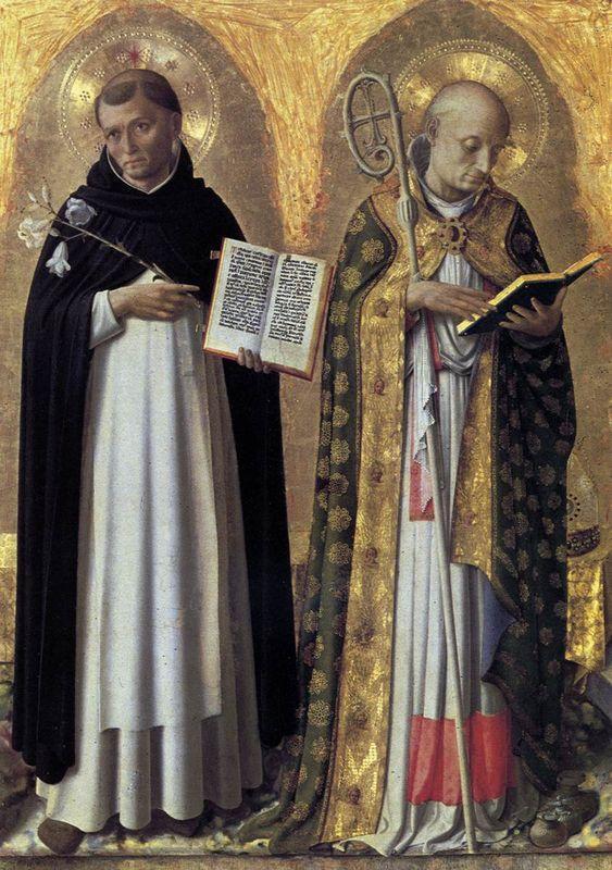 Perugia Altarpiece (left panel) - Fra Angelico