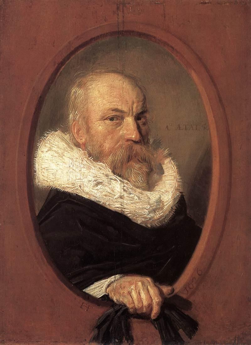 Petrus Scriverius - Frans Hals