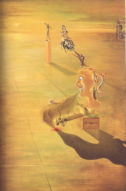 Phantasmagoria - Salvador Dali