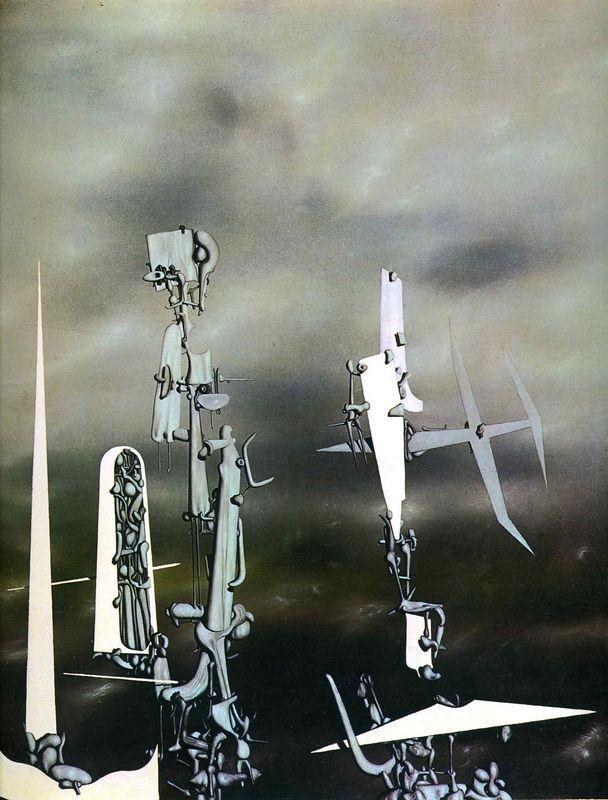 Phantoms - Yves Tanguy