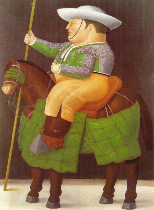 Picador - Fernando Botero