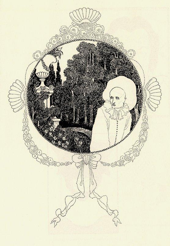 Pierrot of the Minute - Aubrey Beardsley