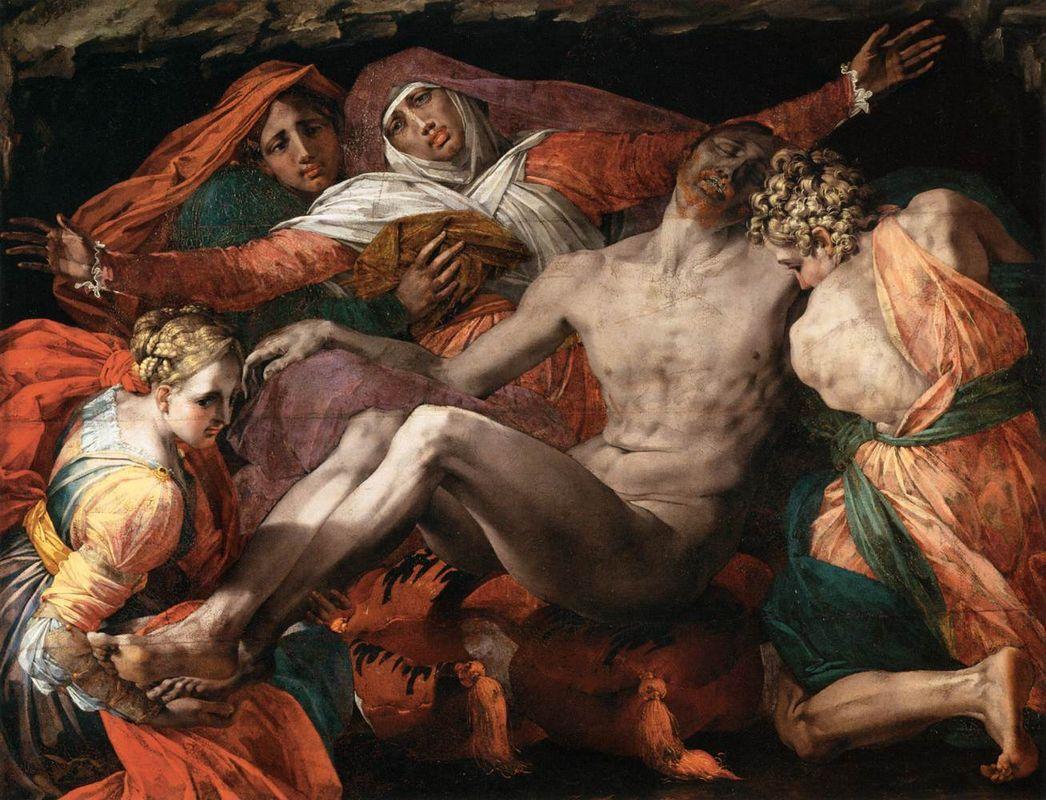 Pieta - Rosso Fiorentino