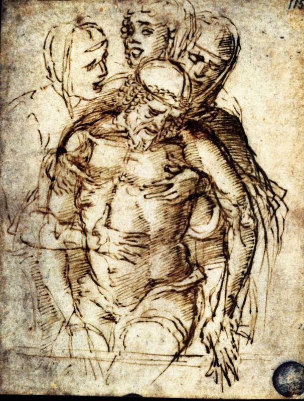Pieta - Andrea Mantegna