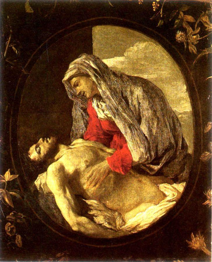Pieta - Nicolas Poussin