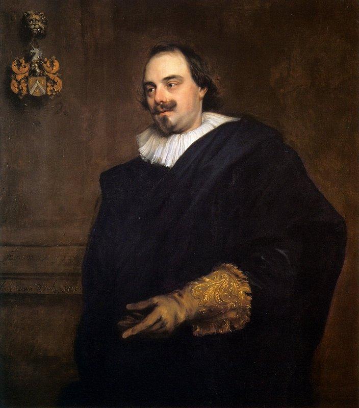 Pieter Stevens - Anthony van Dyck