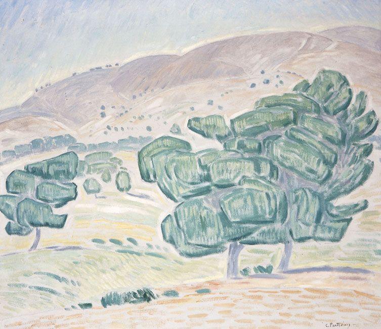 Pine Tree - Konstantinos Parthenis
