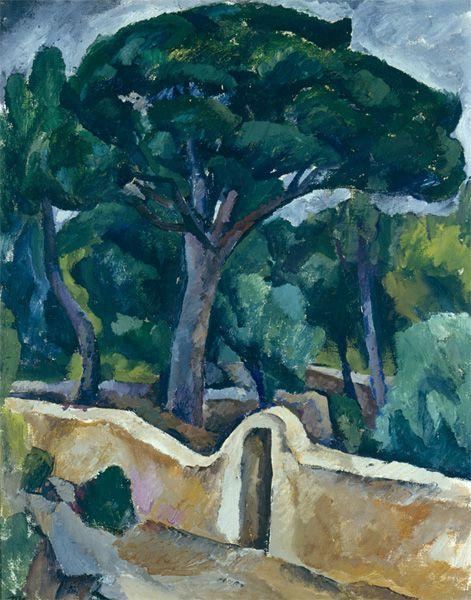 Pines - Pyotr Konchalovsky