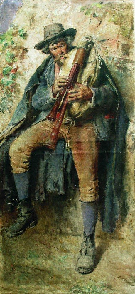 Piper - Konstantin Makovsky