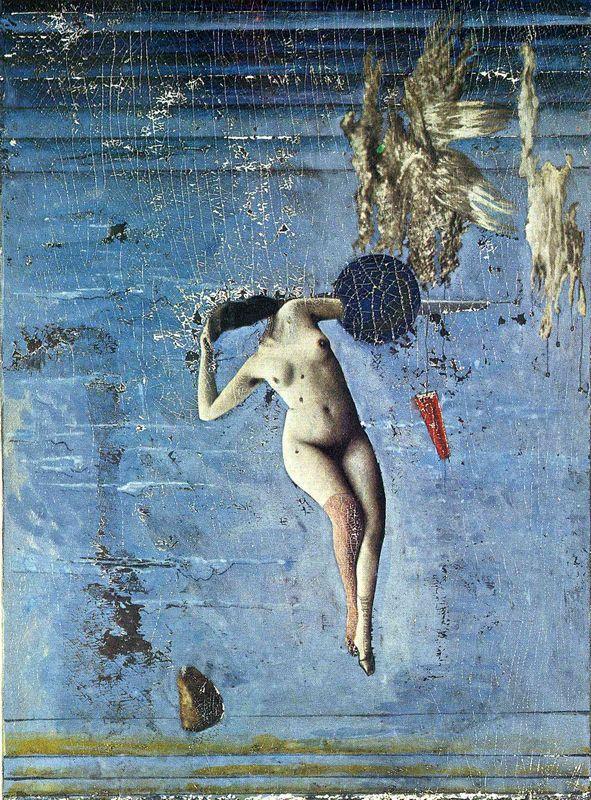 Pleiades - Max Ernst