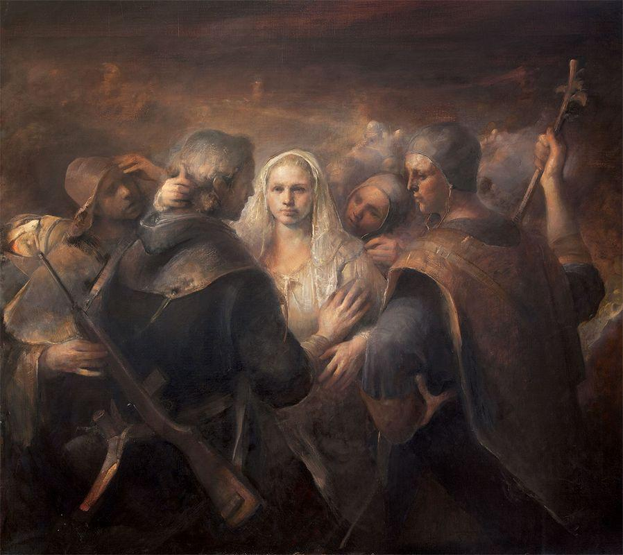 Poacher - Odd Nerdrum