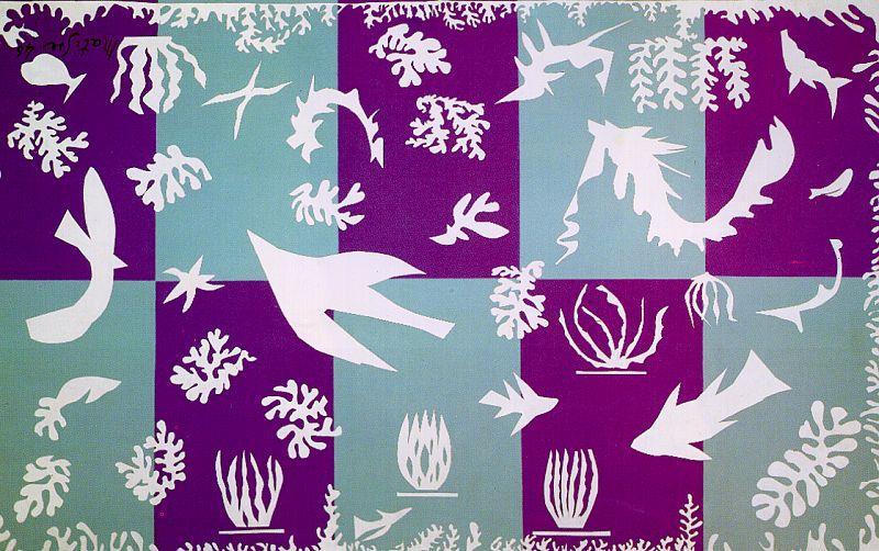 Polynesia, La Mer - Henri Matisse