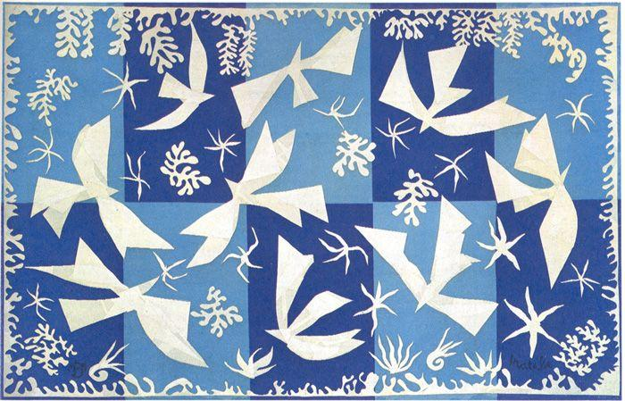 Polynesia, the sky  - Henri Matisse