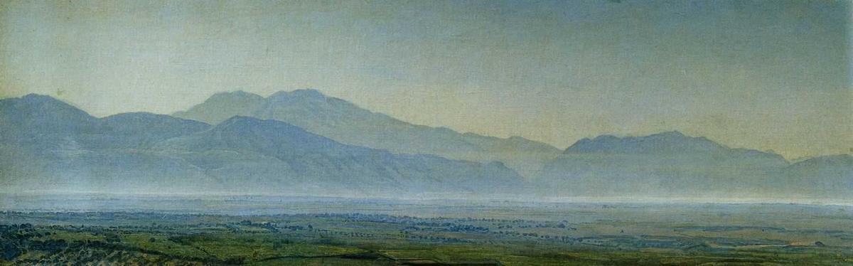 Pontian swamps - Alexander Ivanov