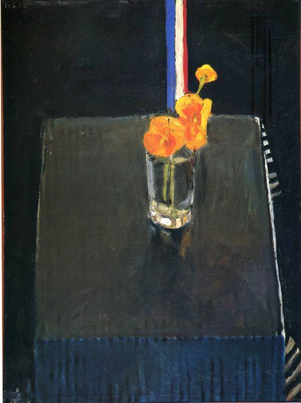 Poppies  - Richard Diebenkorn