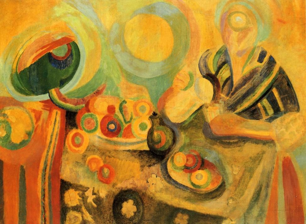 Poring - Robert Delaunay