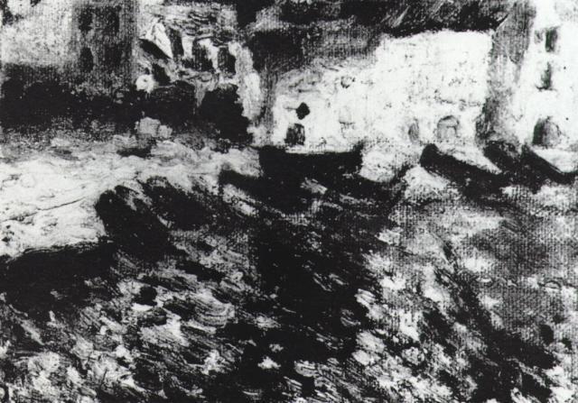 Port Dogue - Cadaques - Salvador Dali