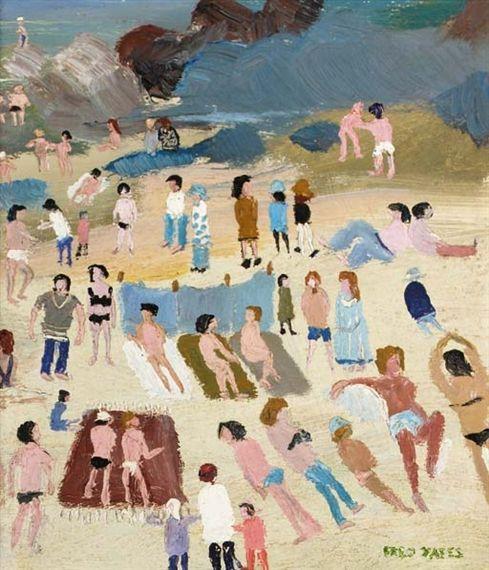 Porthmeor Beach, St. Ives - Fred Yates