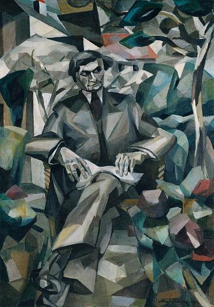 Portrait de Jacques Nayral - Albert Gleizes