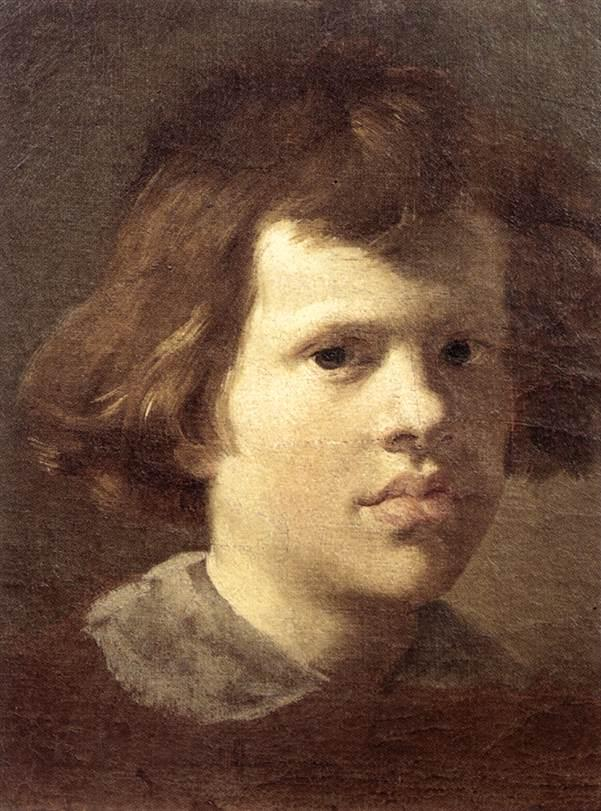Portrait of a Boy - Gian Lorenzo Bernini