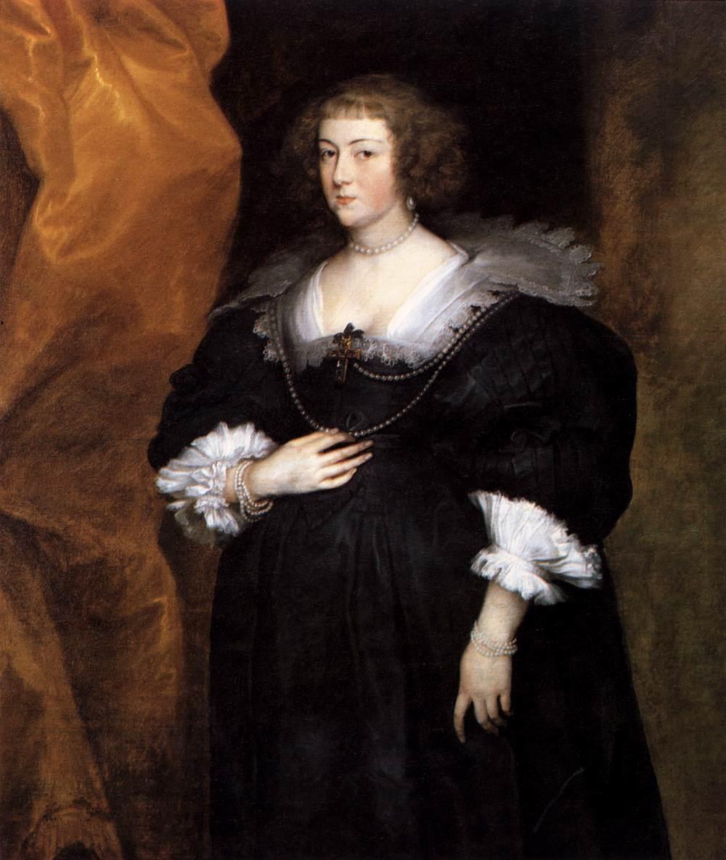 Portrait of a Lady - Anthony van Dyck
