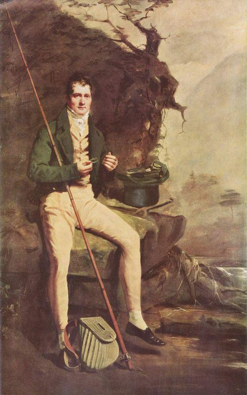 Portrait of Bryce McMurdo - Henry Raeburn