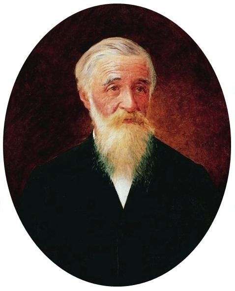Portrait of Euzebio Stevaux - Jose Ferraz de Almeida Junior