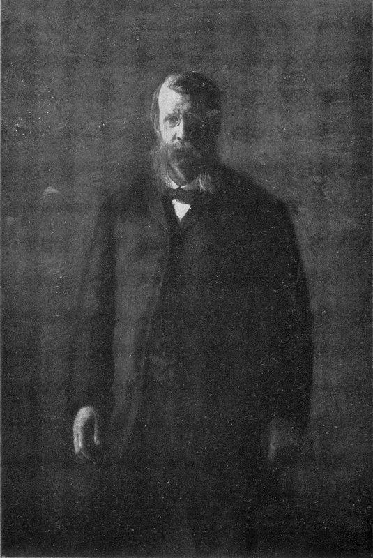 Portrait of George F. Barker - Thomas Eakins