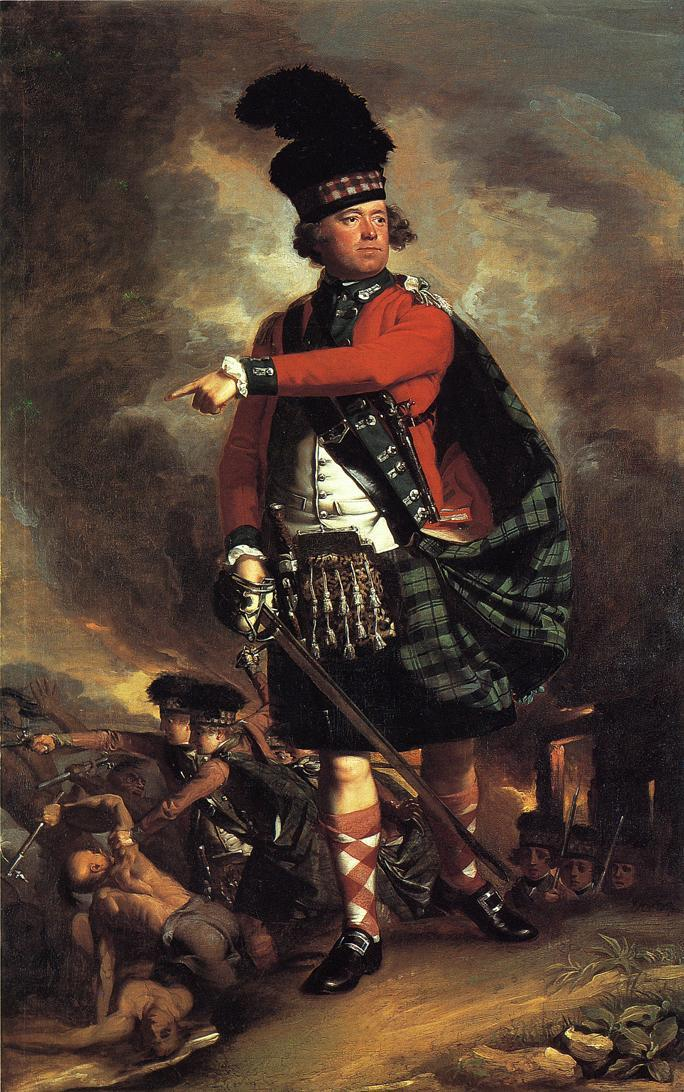 Portrait of Hugh Montgomerie, 12th Earl of Eglinton - John Singleton Copley