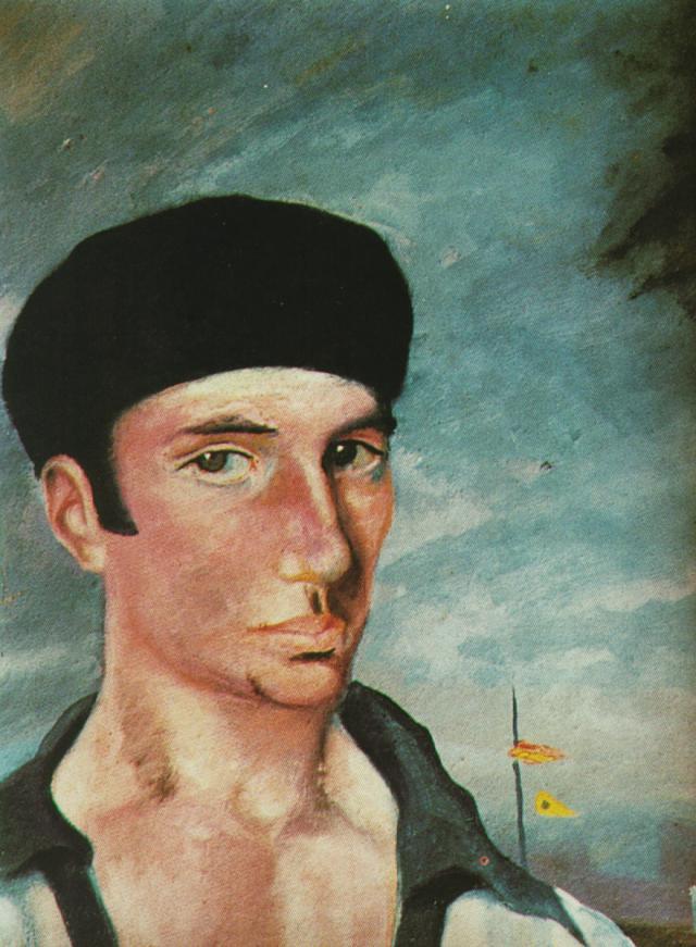 Portrait Of Jaume Miravidles - Salvador Dali
