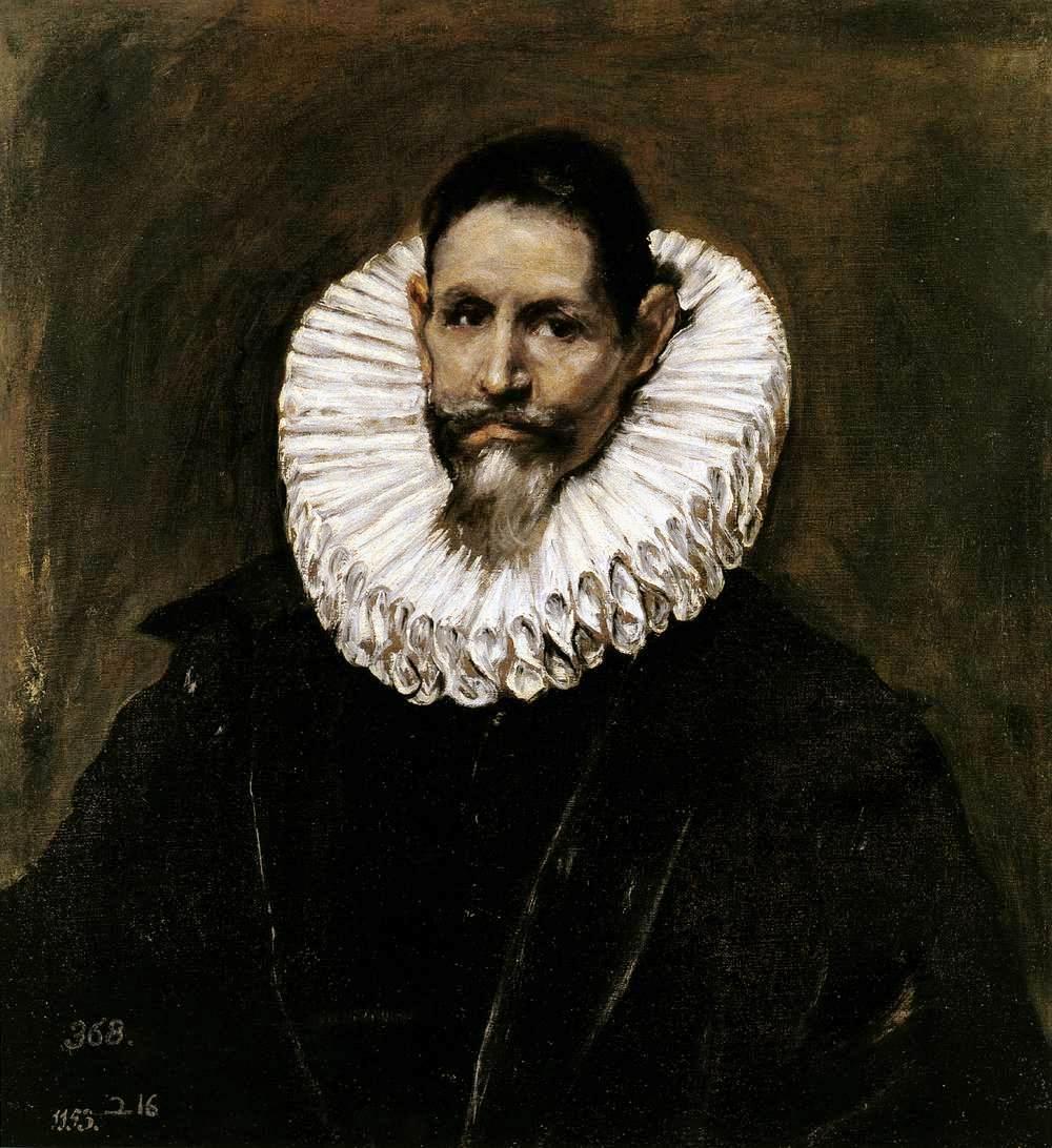 Portrait of Jeronimo de Cevallos - El Greco