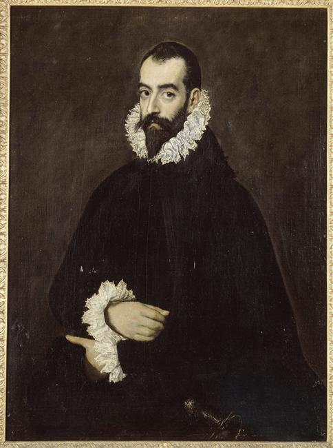 Portrait of Juan Alfonso de Pimentel y Herrera - El Greco