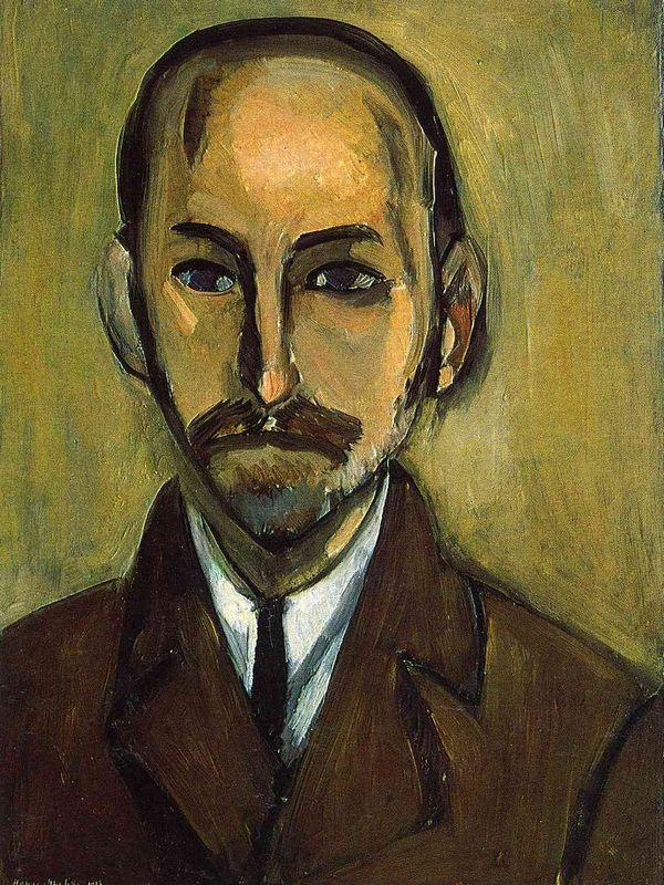 Portrait of Michael Stein - Henri Matisse