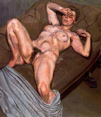 Portrait of Rose - Lucian Freud