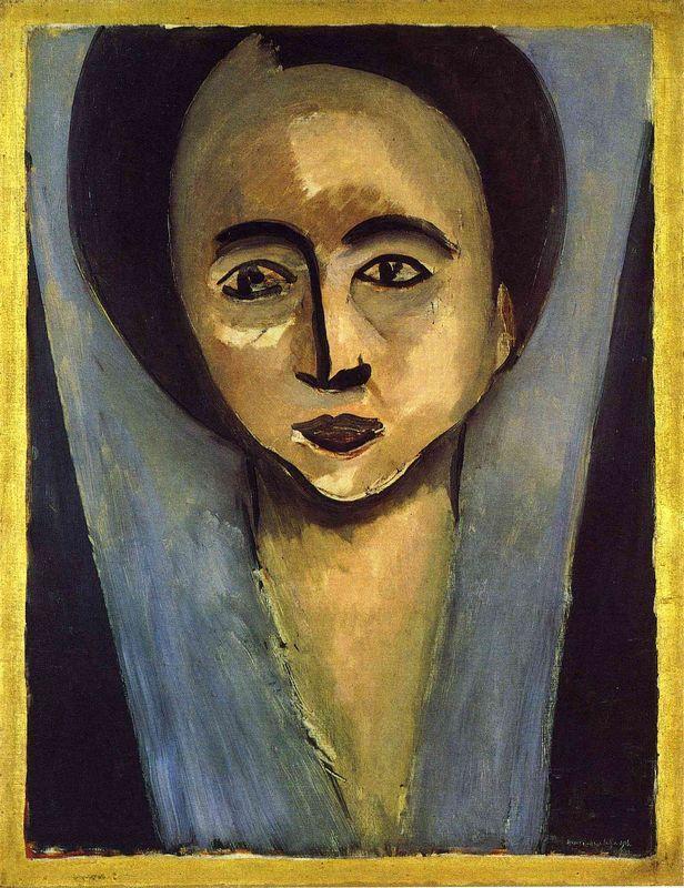Portrait of Saul Stein - Henri Matisse