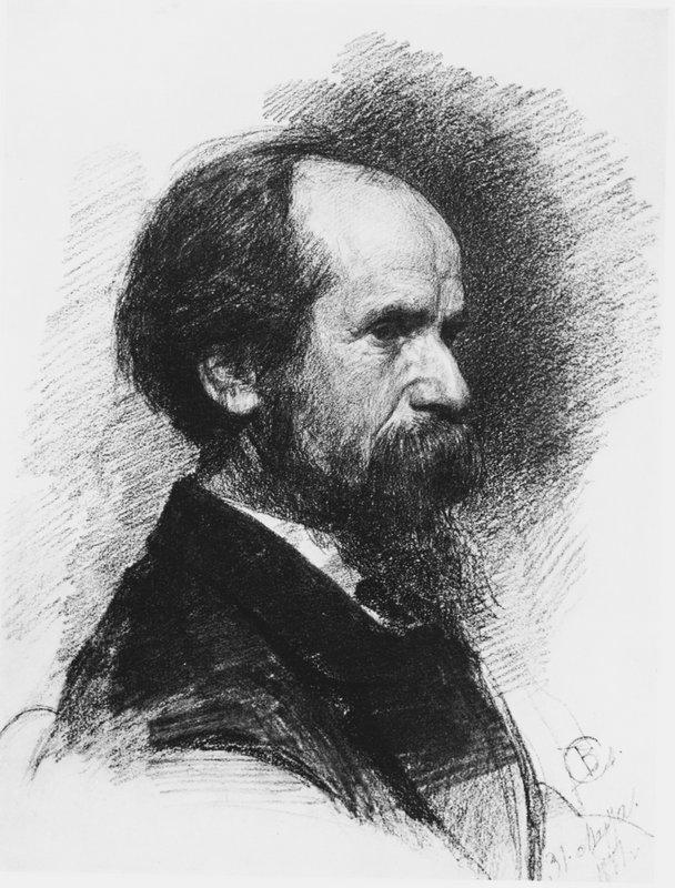 Portrait of the Artist Pavel Tchistyakov - Valentin Serov