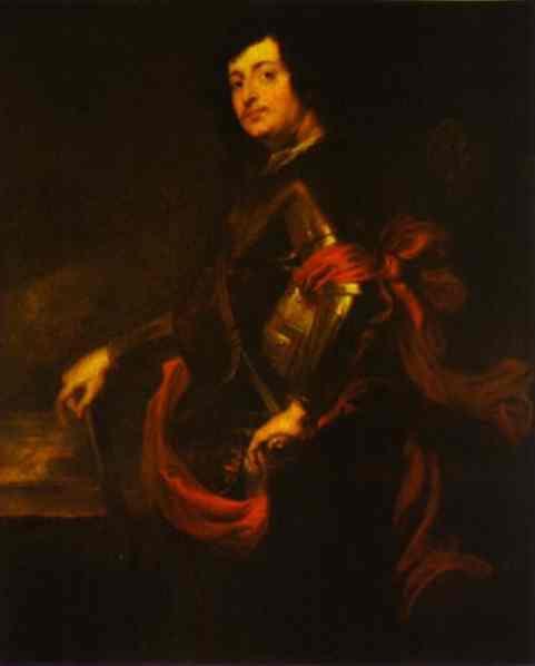 Portrait of the Prefect Raphael Racius - Anthony van Dyck