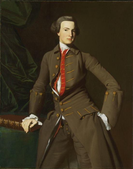 Portrait of the Salem - John Singleton Copley