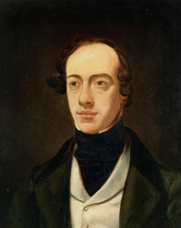 Portrait of William Pink - William Holman Hunt