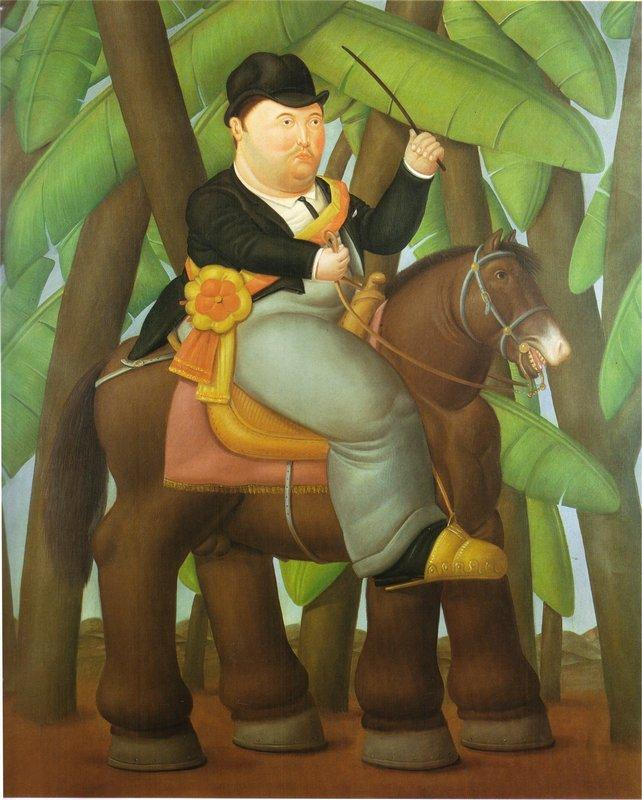 President - Fernando Botero