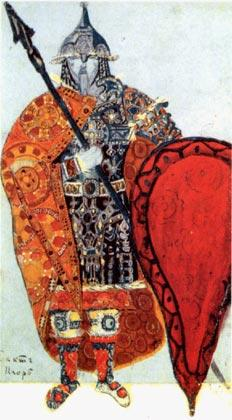 Prince Igor - Nicholas Roerich
