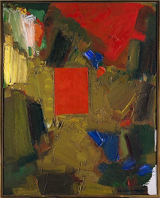 Profound Longing - Hans Hofmann