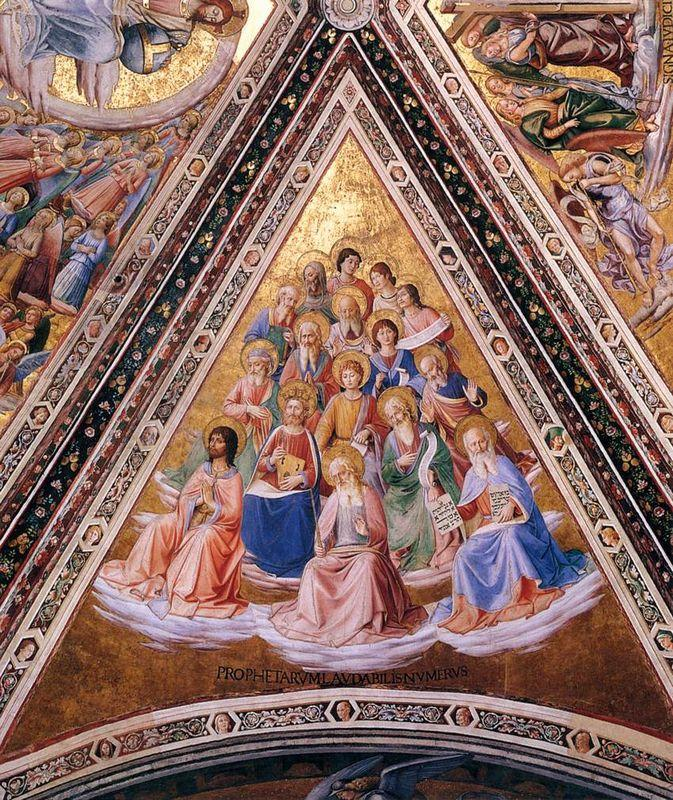 Prophets - Fra Angelico