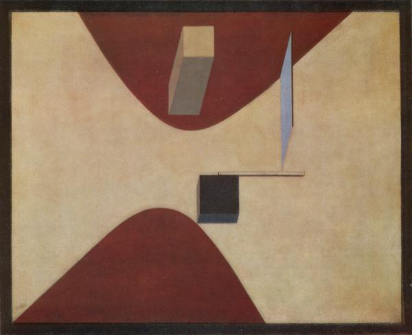 Proun 23, No.6  - El Lissitzky