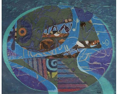 Psychodelic Dream - Eileen Agar