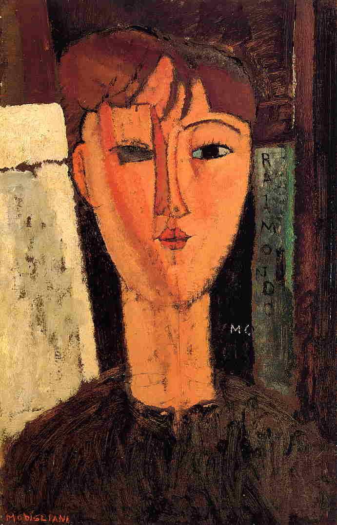Raimondo - Amedeo Modigliani
