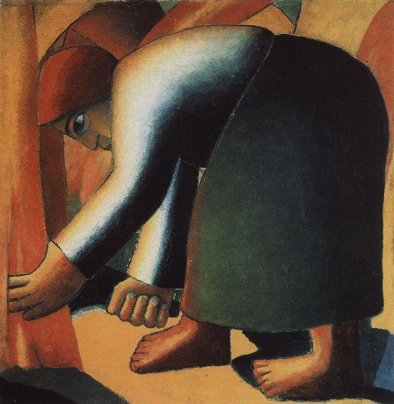 Reaper - Kazimir Malevich